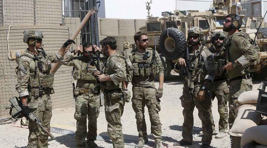 1 American killed, 2 wounded in Afghanistan attack – DoD