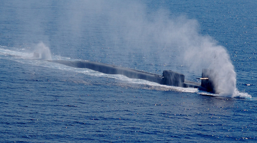 Down periscope: Nuclear sub accident costs $1m, commander loses job