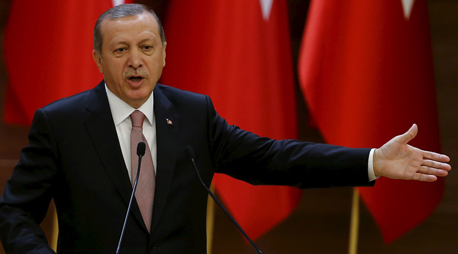 Saudi executions are 'domestic' issue says Erdogan after uproar in Middle East