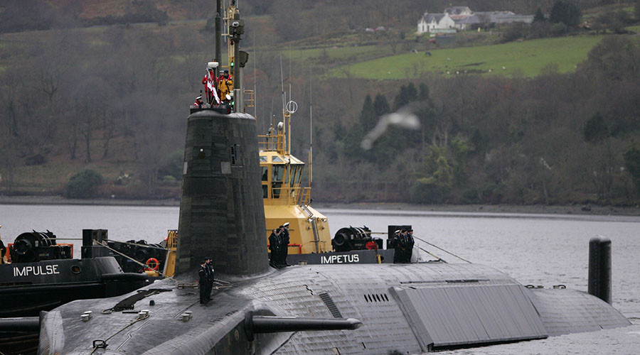 Labour reshuffle strengthens anti-Trident nukes lobby, despite 'hard right' resignations