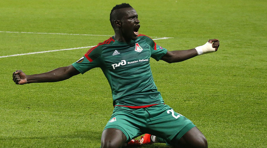 Chelsea, Man Utd & Spurs interested in $22m Lokomotiv star Oumar Niasse