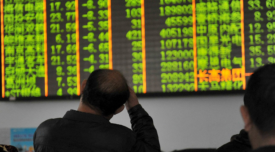 China halts stocks 2nd time this week after 7 percent plunge rattles global markets