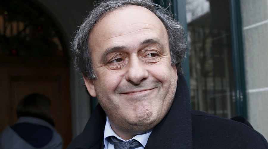 Michel Platini withdraws his candidacy for FIFA presidential elections