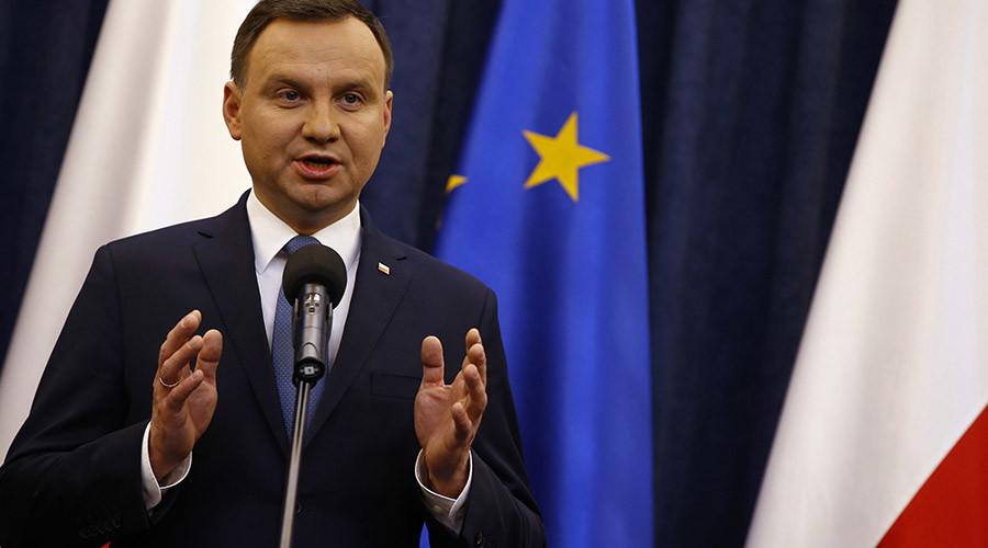 'Let's not overdramatize': EU downplays Polish govt state media seizure