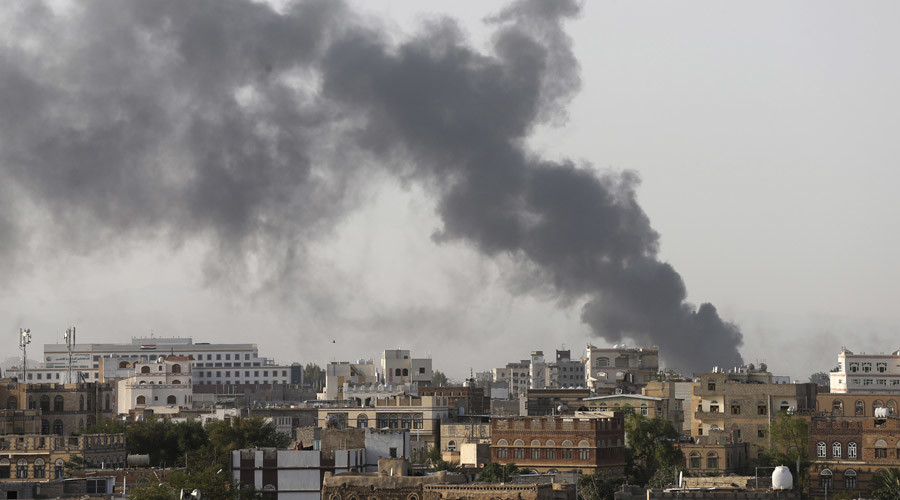 UK military experts allegedly aiding Saudi military campaign in Yemen