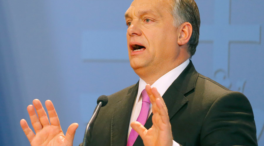 Hungary to block sanctions on Poland, Warsaw grip on media & judiciary tightens
