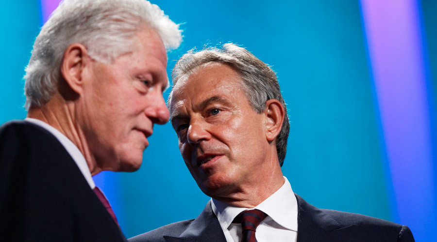 Bill Clinton warned Tony Blair of Saddam Hussein 'nightmare' 4yrs before Iraq War