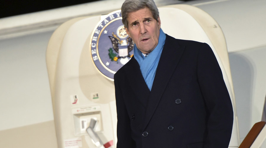Kerry blames China for 'failed' soft approach to N. Korea