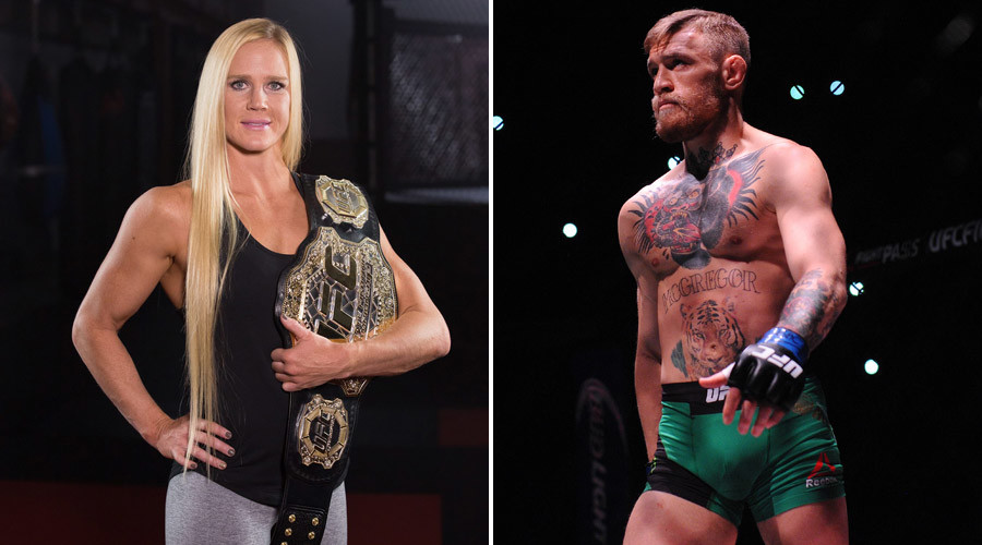 UFC 197: Conor McGregor & Holly Holm to fight for titles in mouthwatering March card