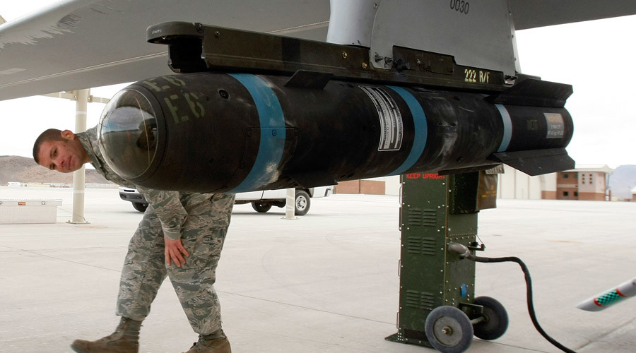 Hellfire missiles found on US-bound Air Serbia passenger flight