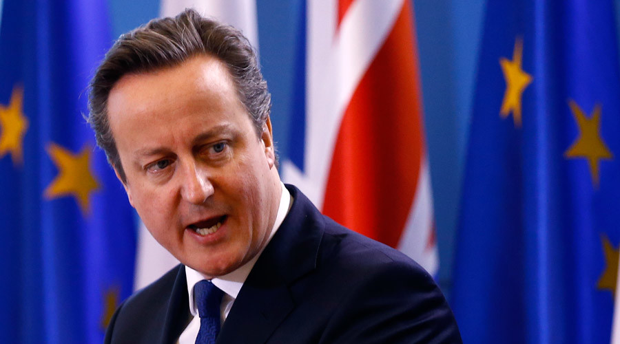 Cameron has no 'factual evidence' proving welfare attracts EU migrants, admits Tory minister