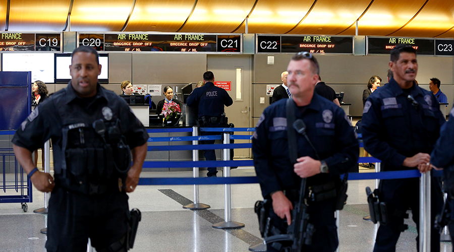 Bomb threat forces brief evacuation at LAX terminal