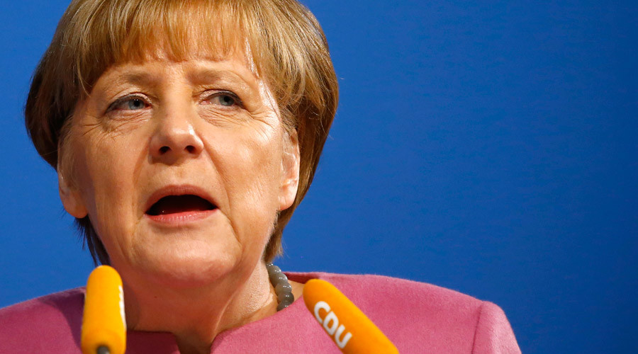 Merkel's welcome message to migrants was 'rather stupid' – UKIP MEP