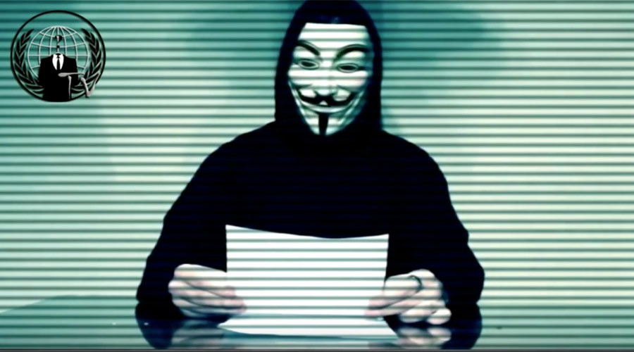 Cyberwar: Anonymous hack Nigerian government over 'corruption, poverty and theft'