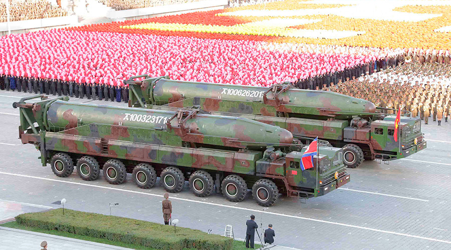 'H-bomb of justice': Pyongyang brings up Iraq & Libya doom as nuclear deterrence justification