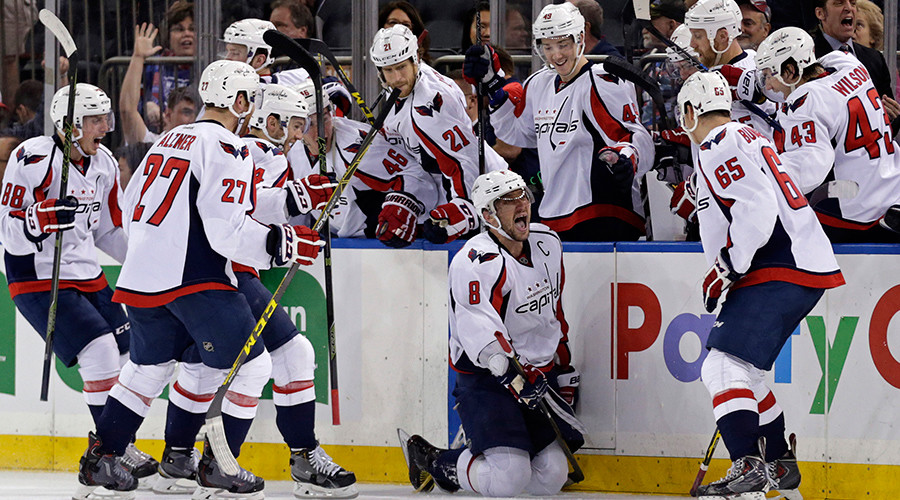 Great night in New York: Ovechkin scores twice to get closer to 500 goals mark