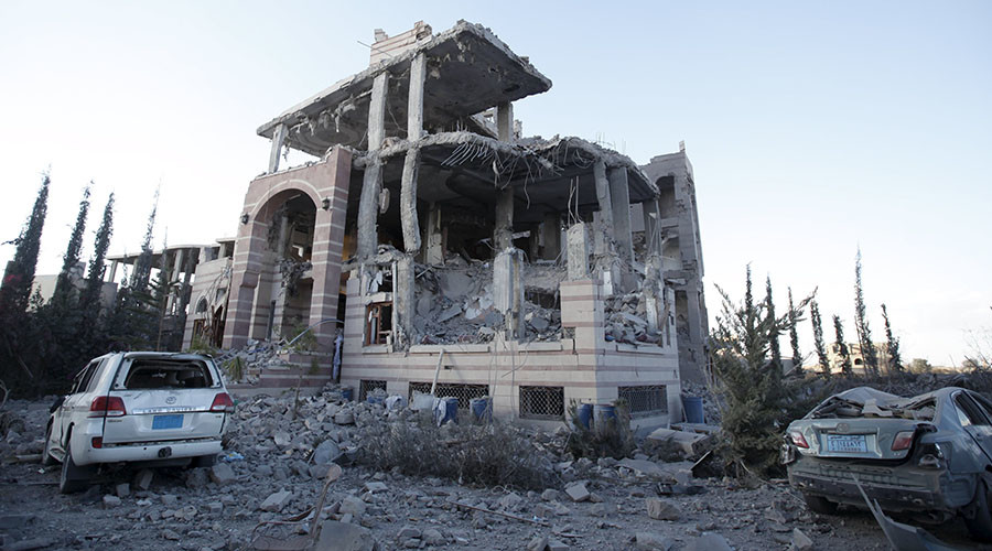 British military advisers do assist Saudis in Yemen aistrikes – newspaper
