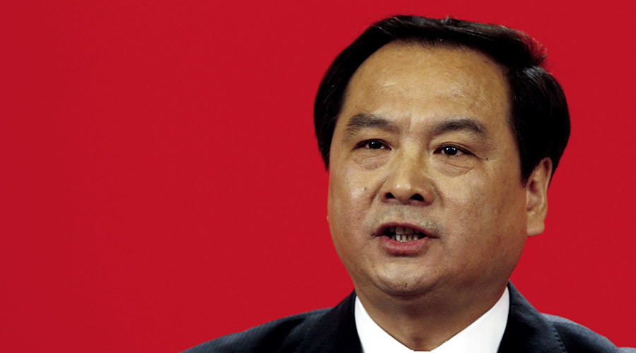 China's ex-national deputy police chief jailed for 15 yrs in bribery scandal