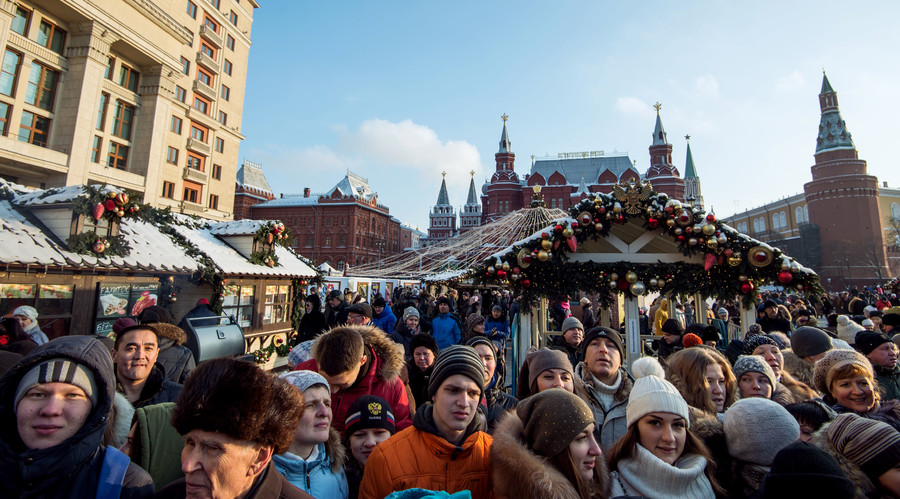 Citizens see situation in Russia as 'normal' but expect crisis to deepen, poll shows