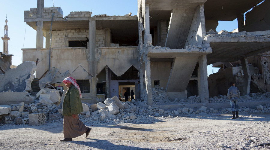 West's airstrikes cost 'billions' to Syria economy – Damascus' UN envoy