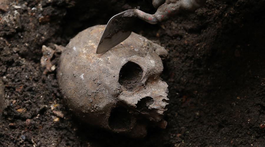 'British Pompeii' discovered - 3,000 years later