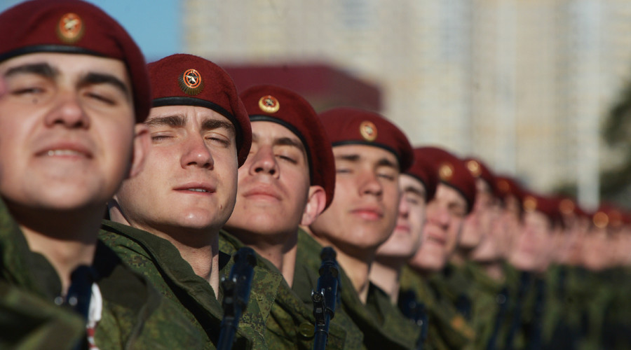 Western defense: Russia to form 3 new army divisions in 2016