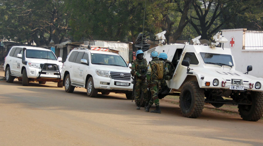 UN peacekeepers in CAR accused of paying underaged girls for sex