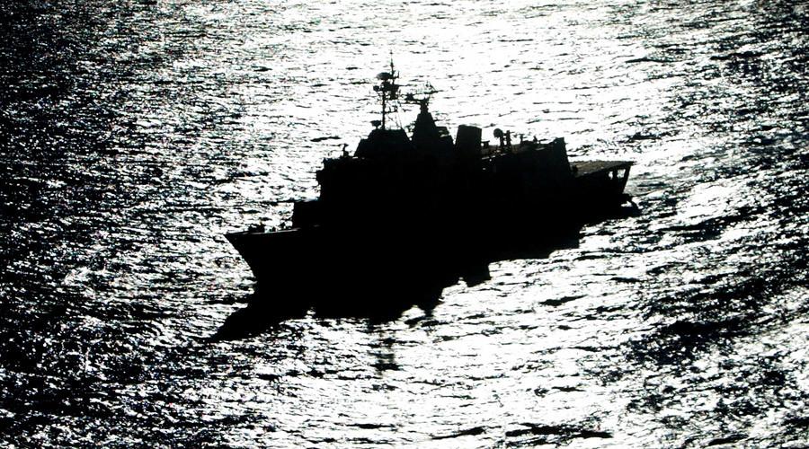 Two US Navy boats in Iranian custody - Pentagon