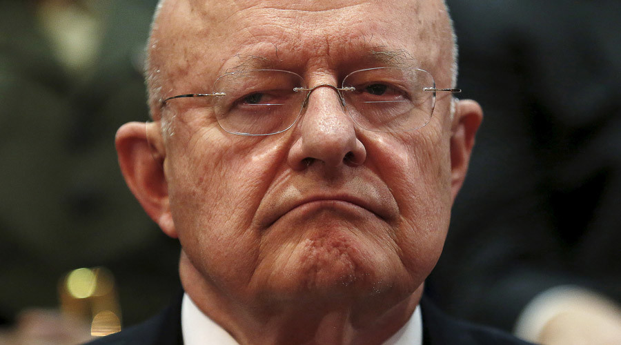 US National Intelligence director's personal email accounts hacked – reports