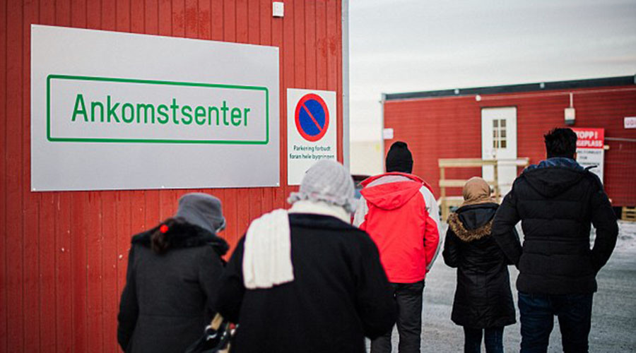 3yo boy allegedly 'gang raped' at Norwegian refugee center