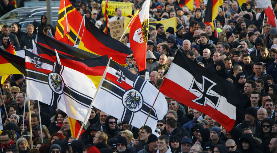 'Everyone opposed to Merkel's migration policy was labeled Nazi'