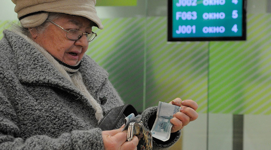 Russia to cut social spending in 2016