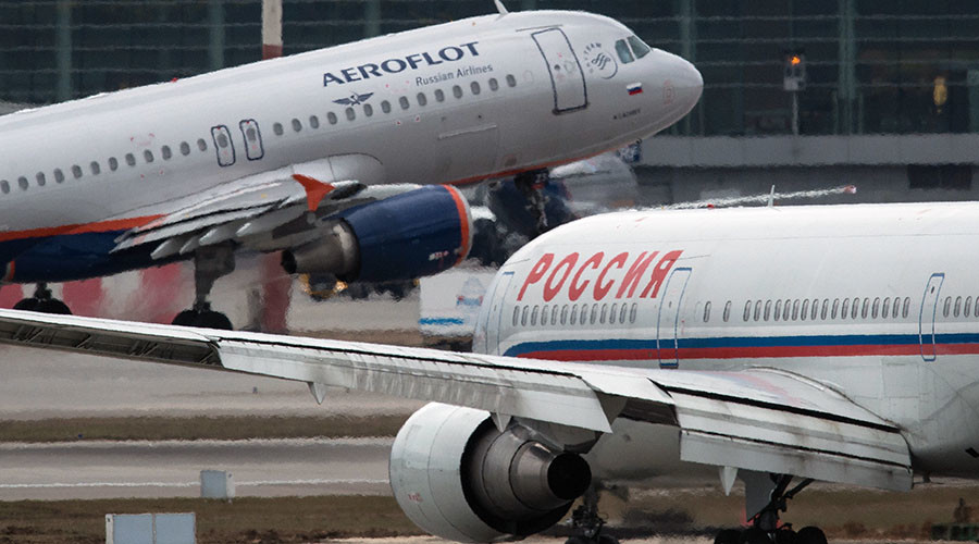 Aeroflot to start second major Russian airline