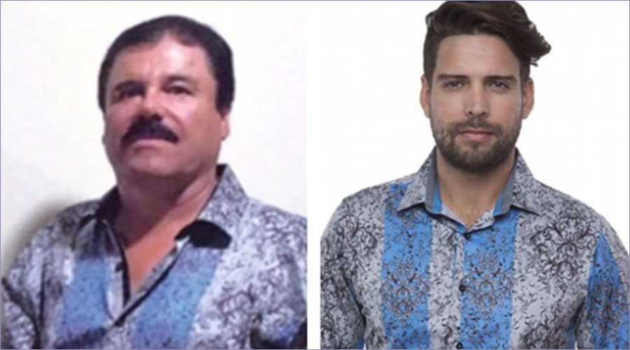 Get Shirty: LA designers cash in on El Chapo druglord fashion craze