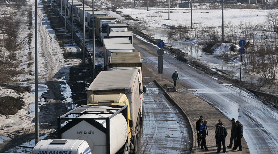 Trade war with Moscow reveals another unpleasant surprise for Kiev