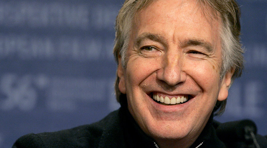 Harry Potter and Die-Hard star Alan Rickman dies age 69