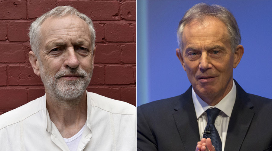 Jeremy Corbyn trusted just as much as Tony Blair on security issues – poll