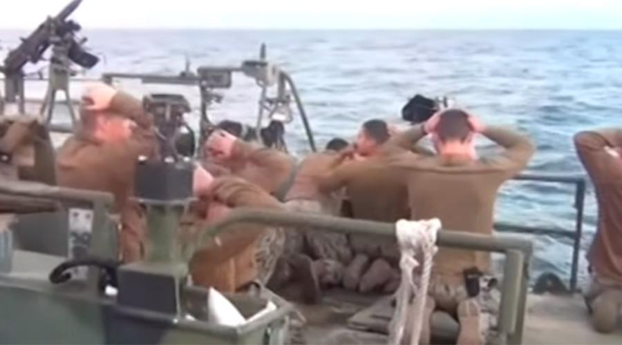 'Navigation error' led US sailors to Iranian waters – Carter