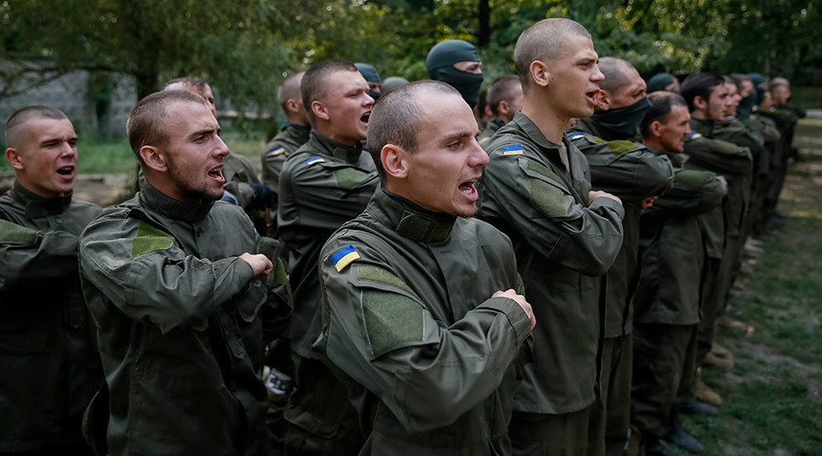 Obama, Pentagon clear way to send US aid to Ukraine neo-Nazis