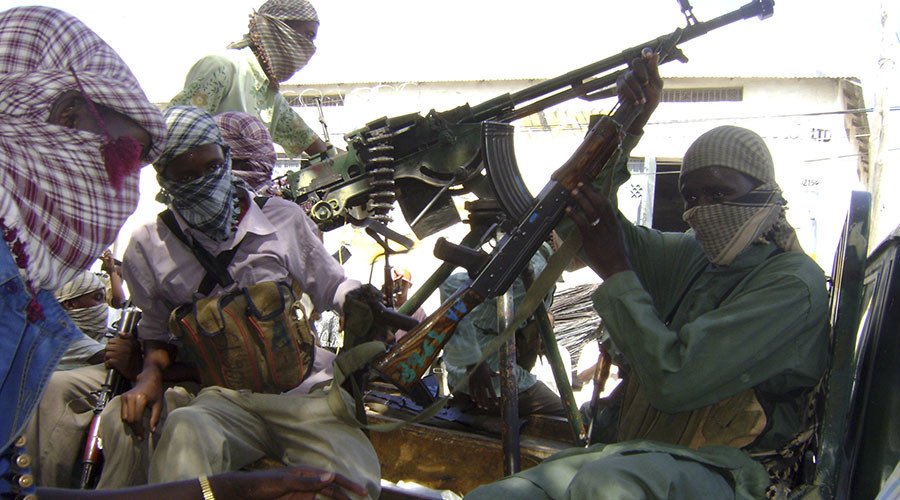 Dozens reported killed as al-Qaeda-linked jihadists attack African Union base in Somalia (GRAPHIC)