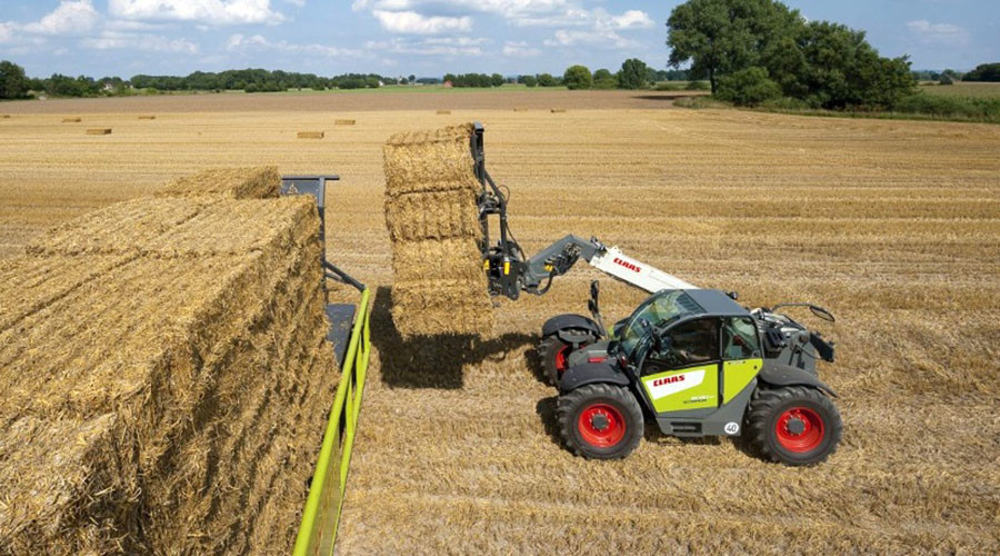 Increased German farm equipment production in Russia on weaker ruble