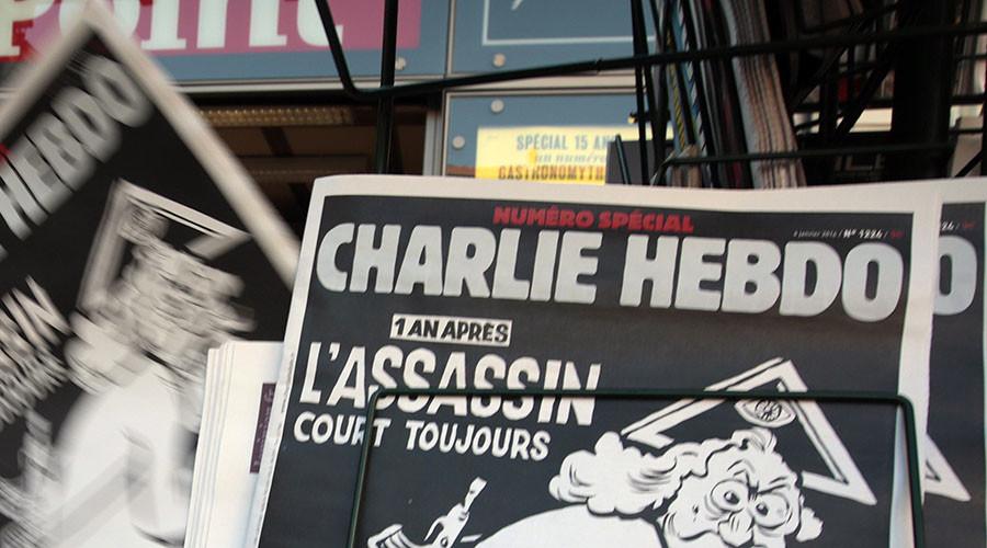 Russian activists propose international boycott of Charlie Hebdo