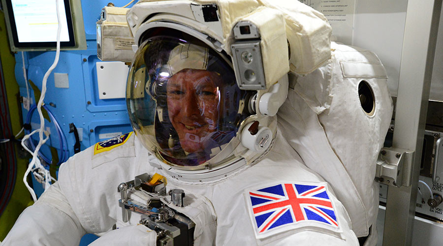 Ground Control to Major Tim: Peake becomes 1st Brit to make spacewalk (LIVE)