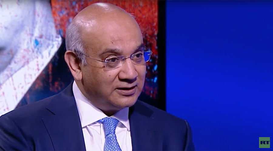 'Corbyn has persuaded me to oppose Trident nukes,' Keith Vaz MP tells RT (VIDEO)