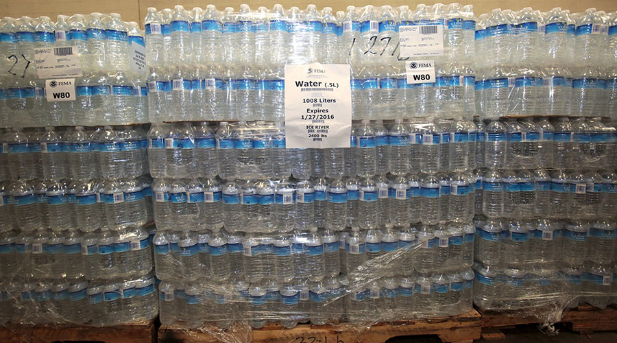 US House votes to block clean water rule as Flint scandal grows