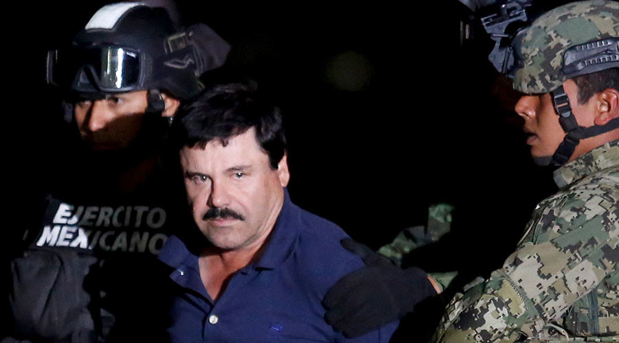 Sean Penn denies El Chapo interview led to drug lord's arrest; says his article failed
