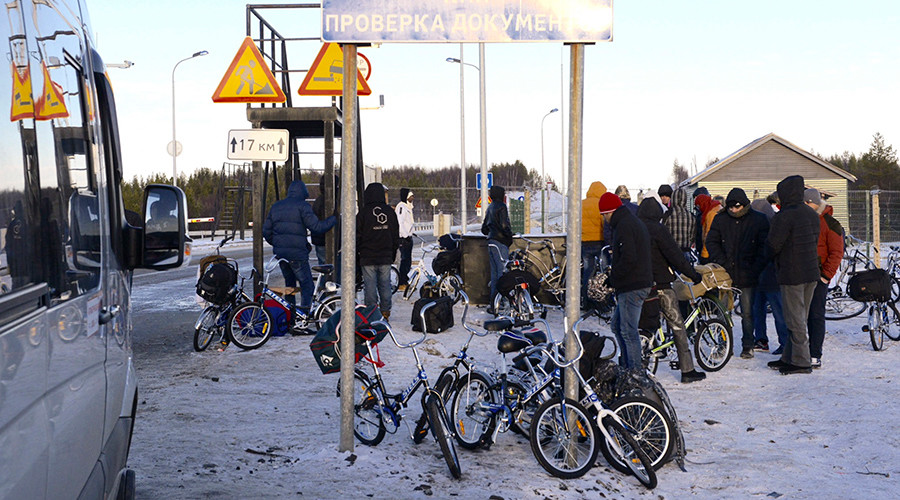 Norway to stop sending refugees back to Arctic Russia on bikes