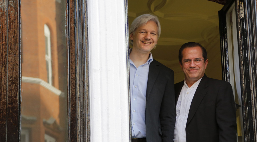 Ecuador gives Swedish prosecutors green light to question Assange at its London embassy