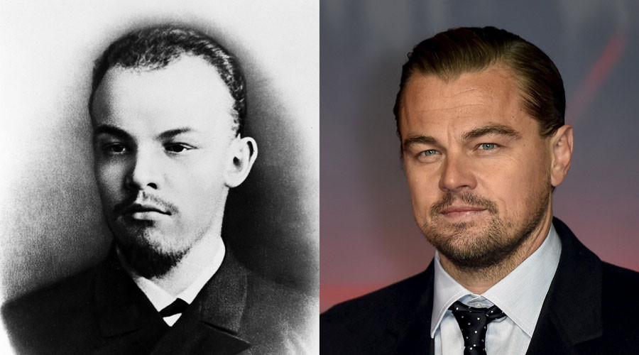 DiCaprio as Lenin? Russia's oldest film studio Lenfilm ready for 'action'