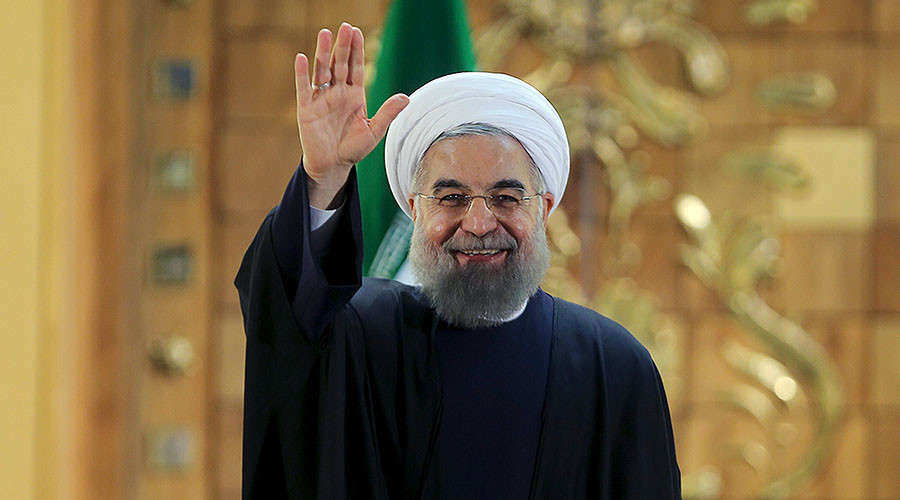Iran President Rouhani to visit France, Italy in 1st Europe trip since sanctions lifted